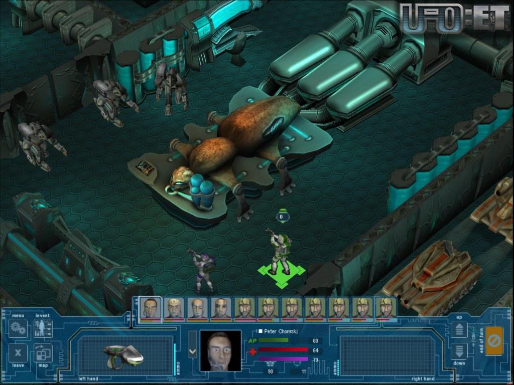 UFO: Extraterrestrials - Галерея Скриншотов - ELECTROGAMES